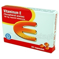 VIT.E 100MG * 30 KAPS.           /HASCO